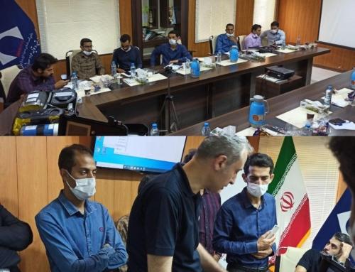 دوره آموزشی رسپیراتور با حضور مدیر محترم ایمنی، بهداشت، محیط زیست و انرژی شرکت تهیه و تولید مواد معدنی ایران در مجتمع معادن زغال سنگ طبس برگزار شد.